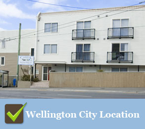 Wellington City Long Term Stay Accommodation