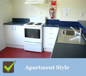 Apartment Style Accommodation in Wellington NZ