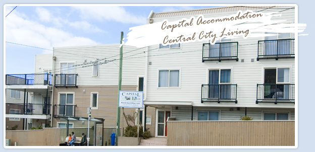 Apartment Accommodation Wellington, Capital Accommodation